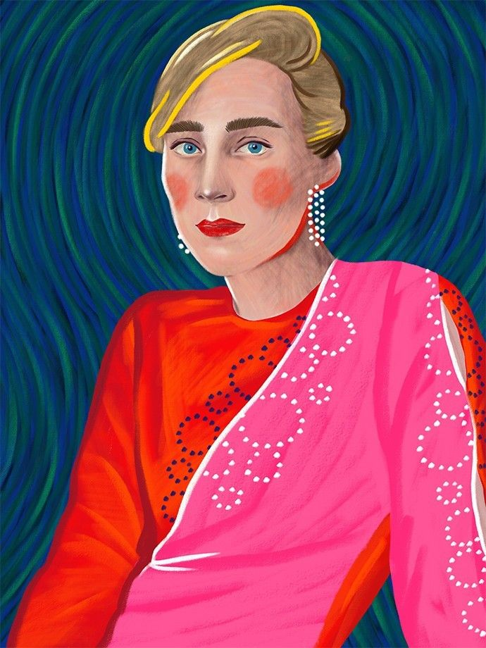 illustration-anais-ordas-actress-saoirseronan.jpg - Anaïs ORDAS | Virginie