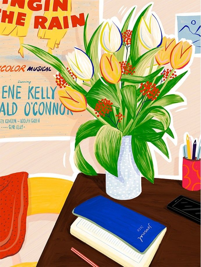 illustration-anais-ordas-stilllife-flower.jpg - Anaïs ORDAS | Virginie