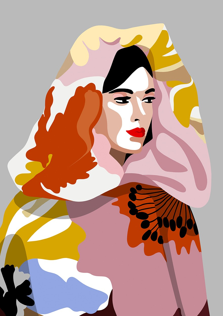 illustration-mathilde-cretier-valentino.jpg - Mathilde CRETIER | Virginie