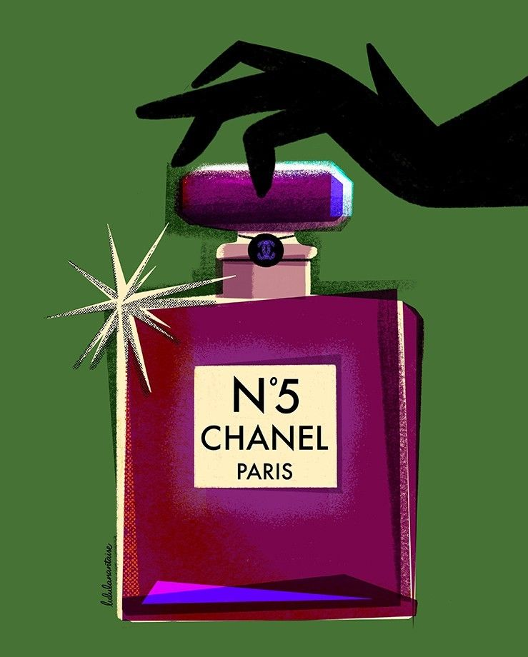 illustration-lululanantaise-2020-chanel-3.jpg - Lulu LA NANTAISE | Virginie