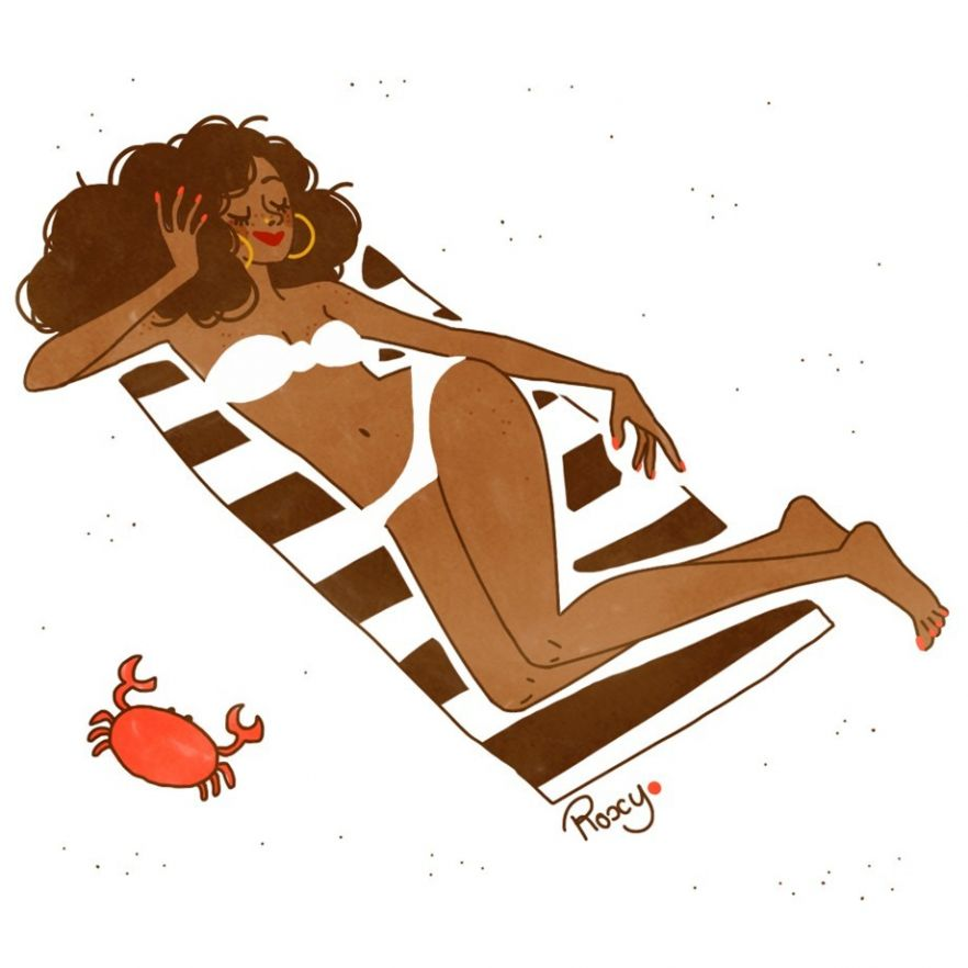 illustration-roxylapassade-crabe.jpg - Roxy LAPASSADE | Virginie