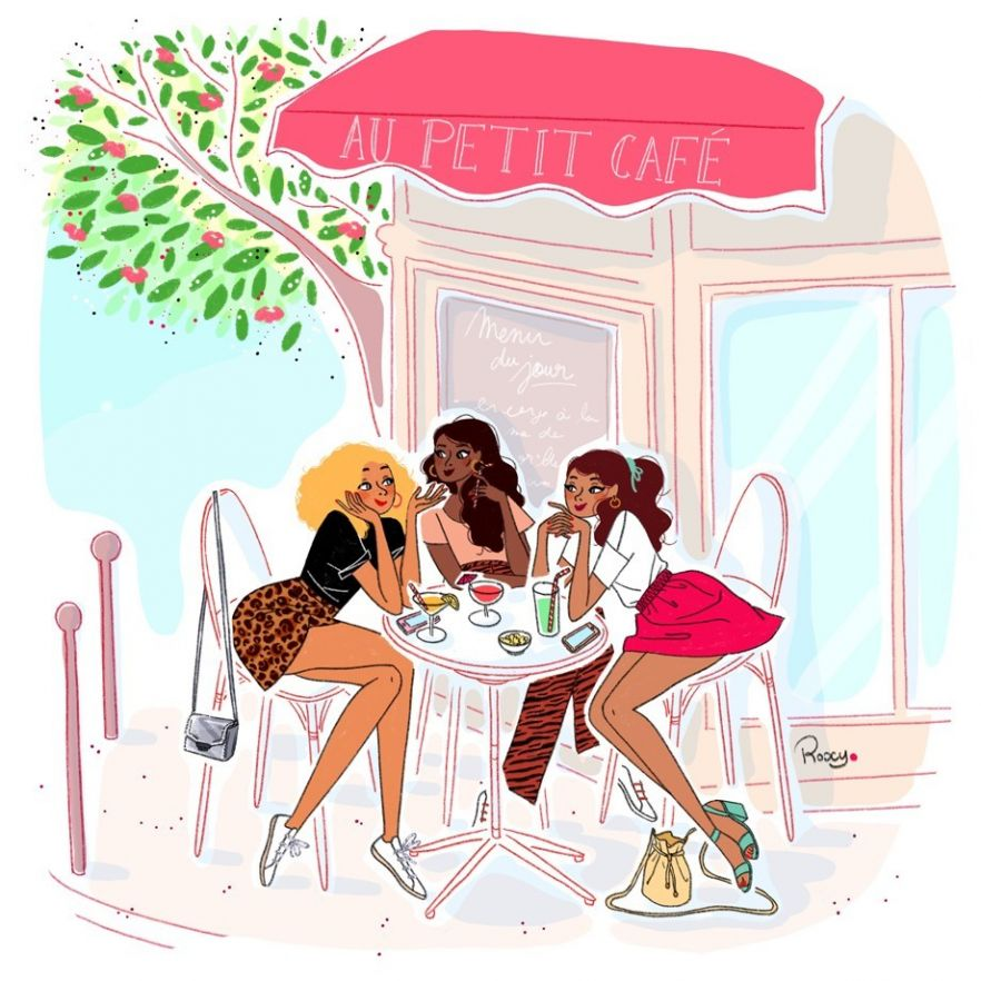 illustration-roxylapassade-entrenous.jpg - Roxy LAPASSADE | Virginie