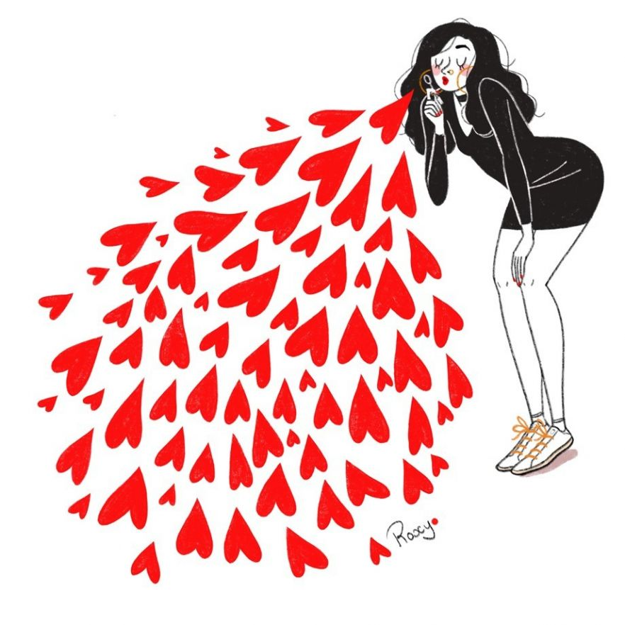 illustration-roxylapassade-heartcloud.jpg - Roxy LAPASSADE | Virginie