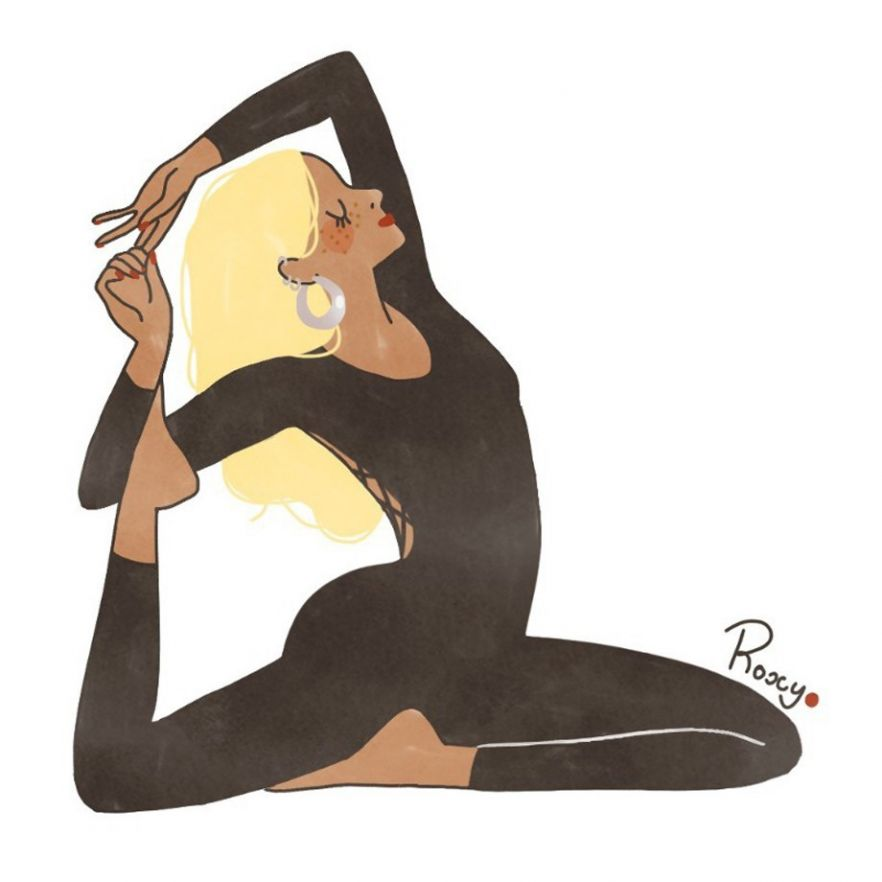 illustration-roxylapassade-yoga.jpg - Roxy LAPASSADE | Virginie